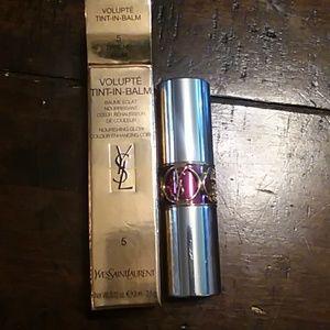 YSL creamy lipstick gently used